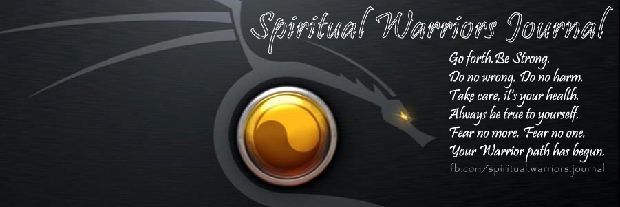 Spiritual Warrior Journals (Blog)