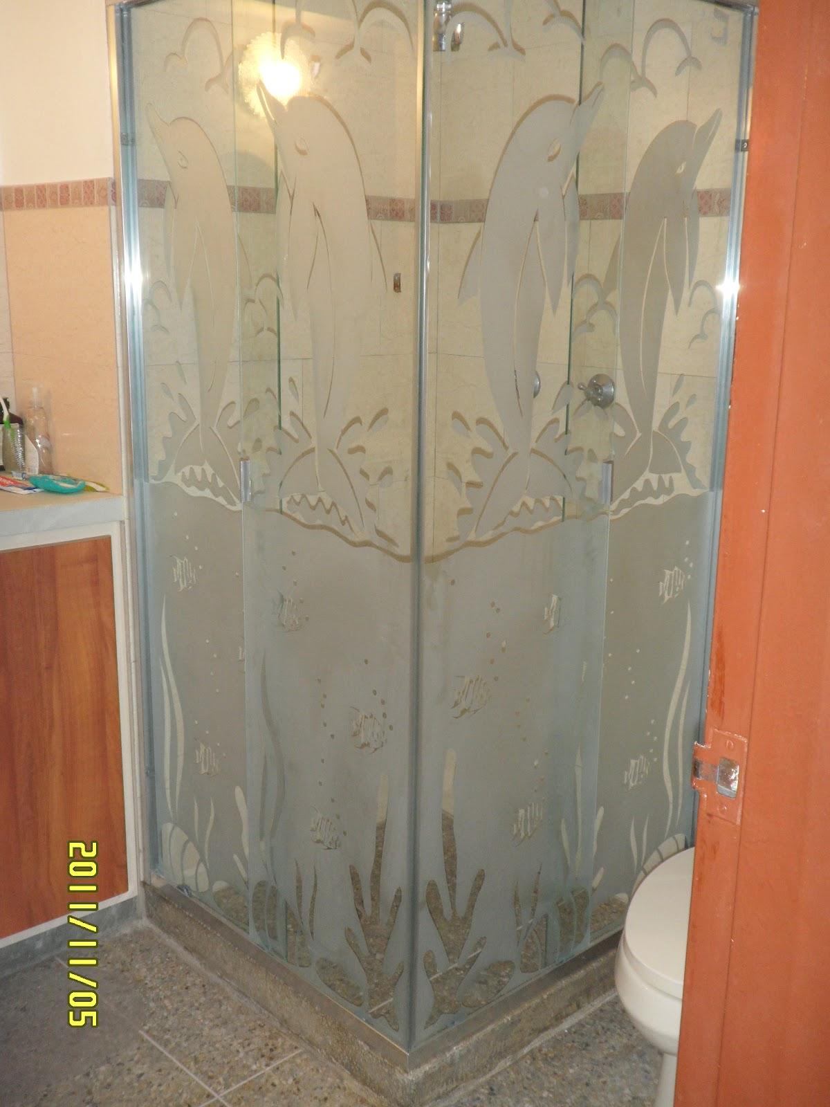 Puertas De Baño En Acrilico En Caracas:Puertas de Ducha