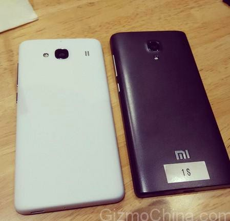 xiaomi redmi 1S photo leak