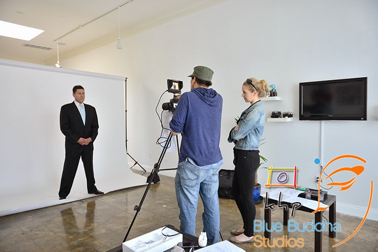 Excellent location and great prices for your next video shoot at Blue Buddha Studios in Los Angeles