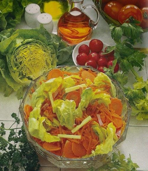 Insalata Primavera | Spring Salad
