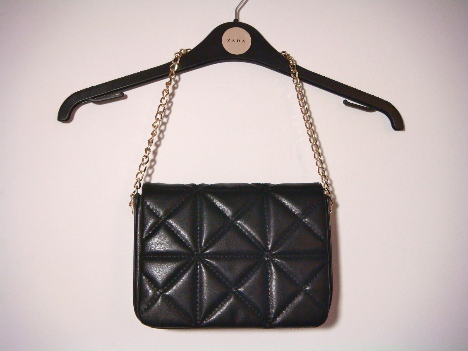 Zara Mini Quilted Shoulder Bag Review 40