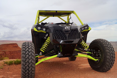 Maverick XDS Long Travel Suspension System