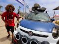 Fiat 500L surf