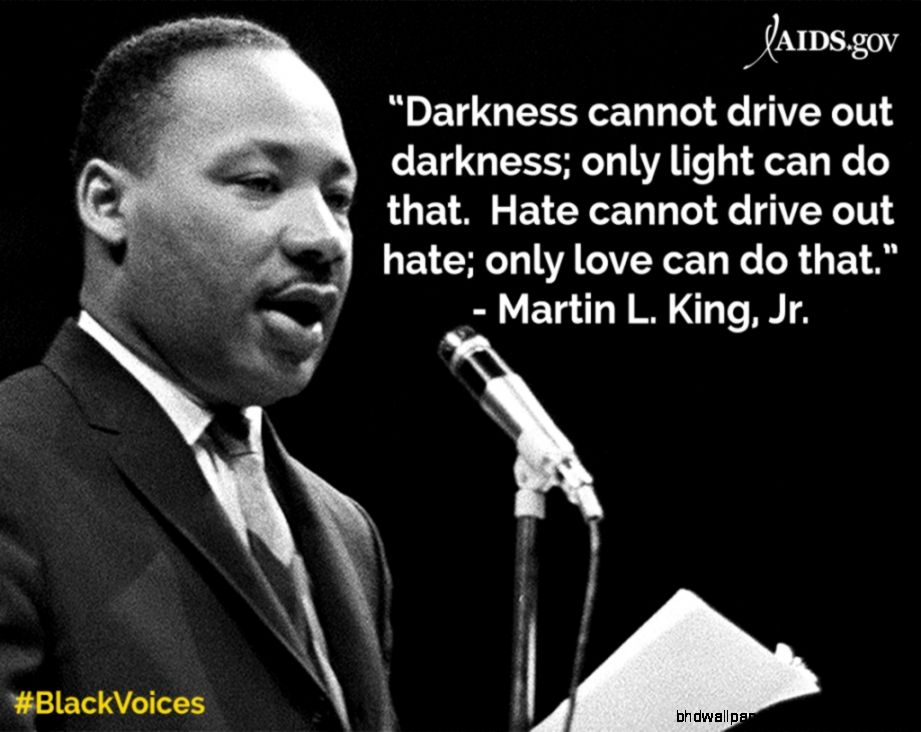 v − Black Voices 7 Inspiring MLK Quotes  New Media