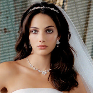 Long Wedding Hairstyle