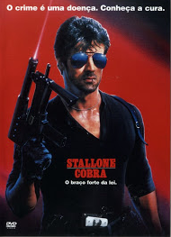 Filme Stallone Cobra Dublado AVI DVDRip