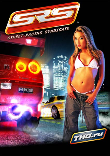 Street Racing Syndicate [Full ISO][DVD5]