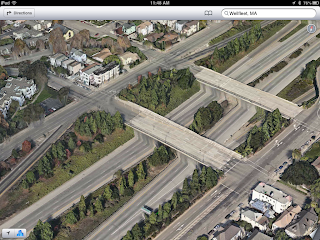 Apple map is bad