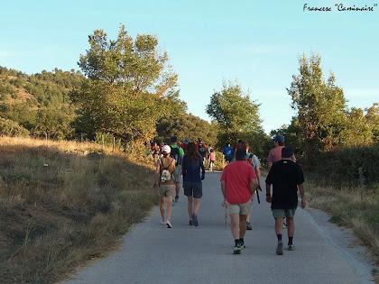 """Camí de la Crosa. Autor: Francesc """"Caminaire"""""""
