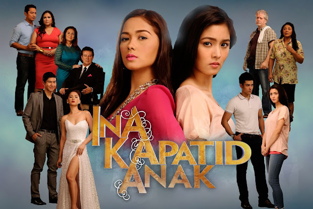 Ina Kapatid Anak Hits Highest TV Rating to date
