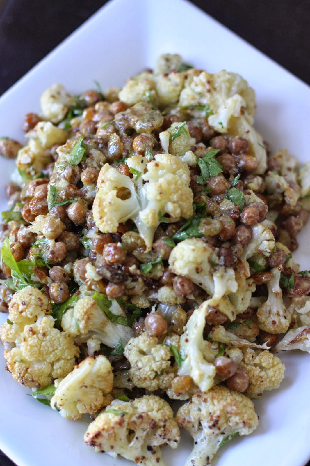 roasted cauliflower salad roasted cauliflower roasted cauliflower