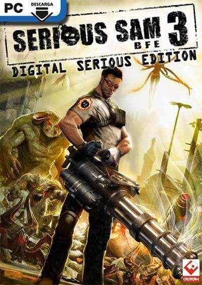 Serious Sam 3 BFE PC Full Español
