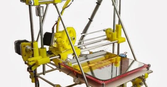 Proyecto escolar construcci n de una impresora 3d for Impresion 3d construccion