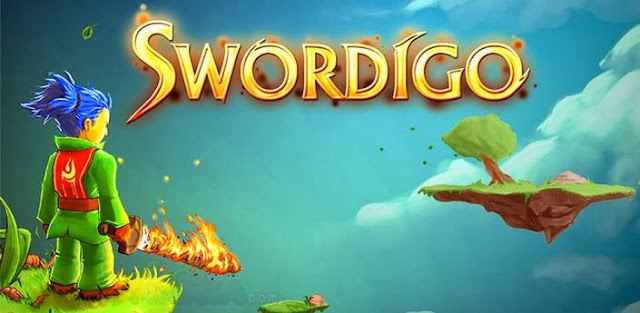 Download Swordigo Apk Mod (Guiding compass & Coin Doubler)