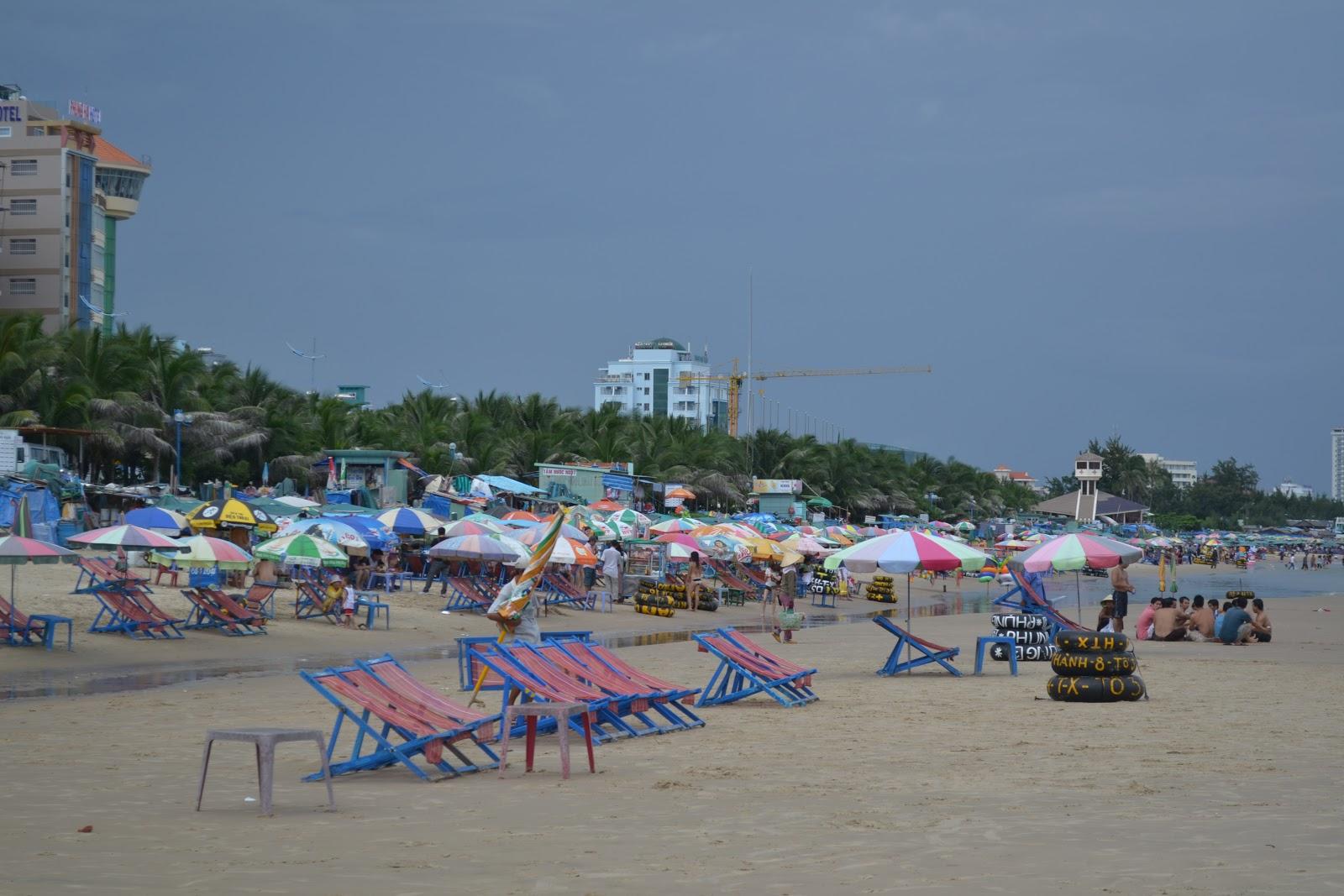 Bãi Sau (Back Beach)  Vung tau