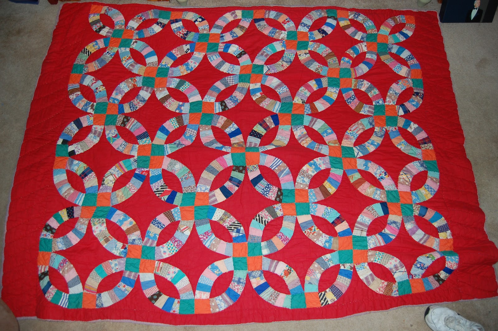Scraps and Threadtales: Two new-to-me quilts : southern quilts - Adamdwight.com