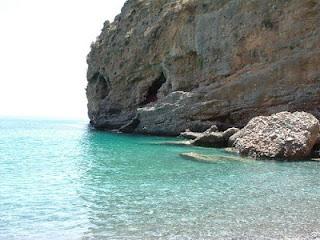Iligas beach, Sfakia, Crete