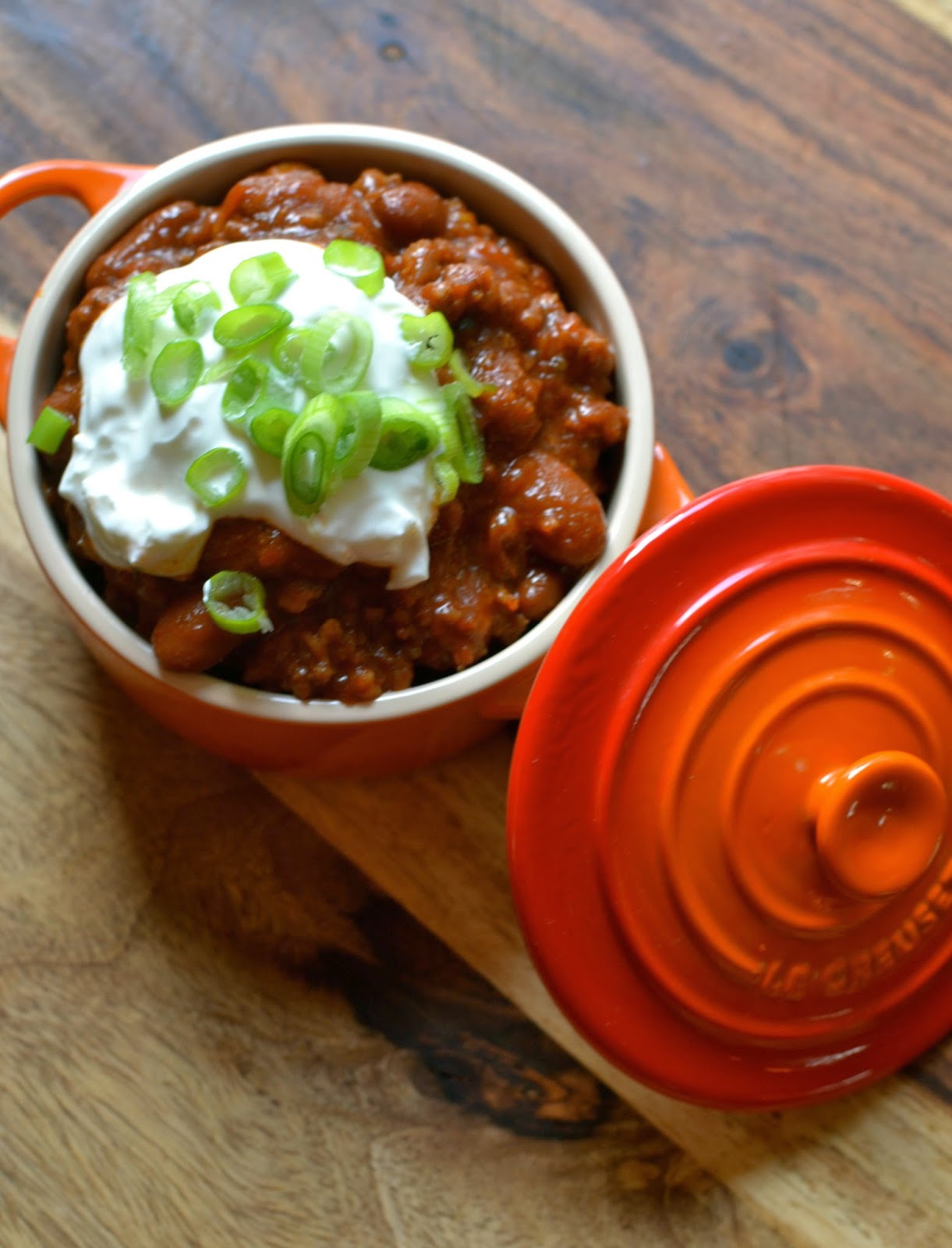 A Southern Soul | Chili Recipe