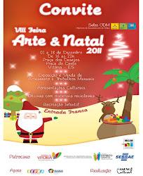 FEIRA ARTE NATAL 2011