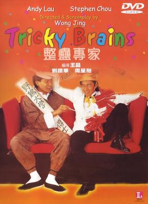 Chuyên Gia Xảo Quyệt - Tricky Brains
