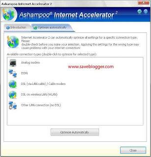 Software Mempercepat Koneksi Internet