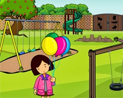 Juegos de Escape Ena Kids Playground Escape