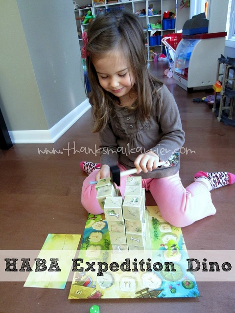 Expedition Dino review