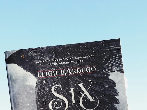 """[Rezension] """"Six Of Crows"""" - Leigh Bardugo"""