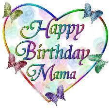 Happy Birthday in Heaven, Mama (Jan 19, 1941-Jan 19, 2012)