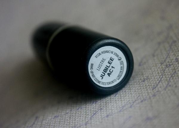 MAC Jubilee Lipstick Nudes Neutrals