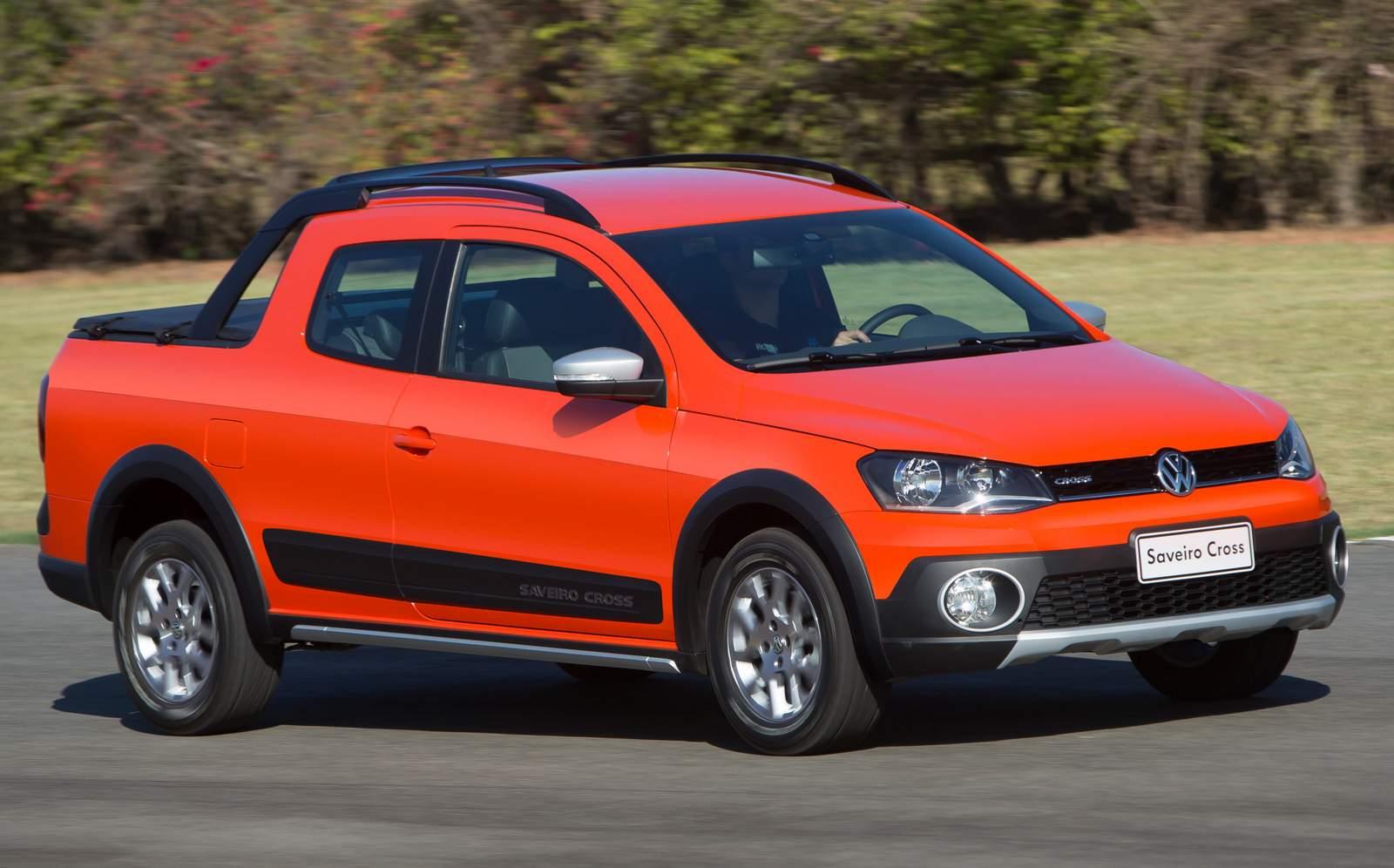 VW Saveiro Cross 2015 - Cabine Dupla