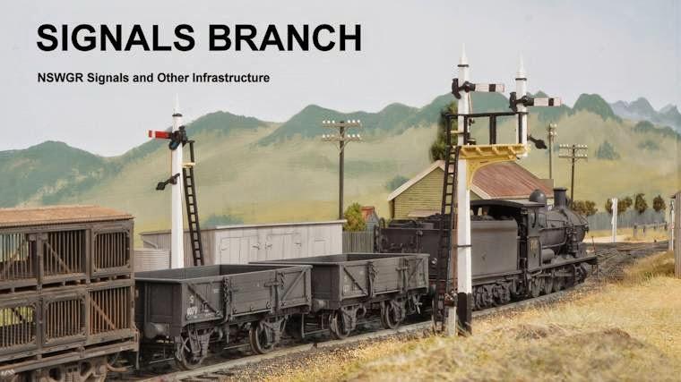 Signals Branch