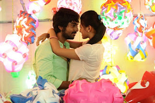 36 Retakes for LipLock Scene by GV Prakash Tamil Movie