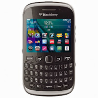 Blackberry 9320 - Hitam