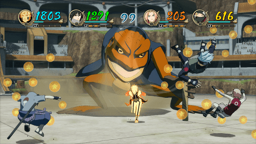 Download Naruto Shippuden Ultimate Ninja Storm Revolution PC 1