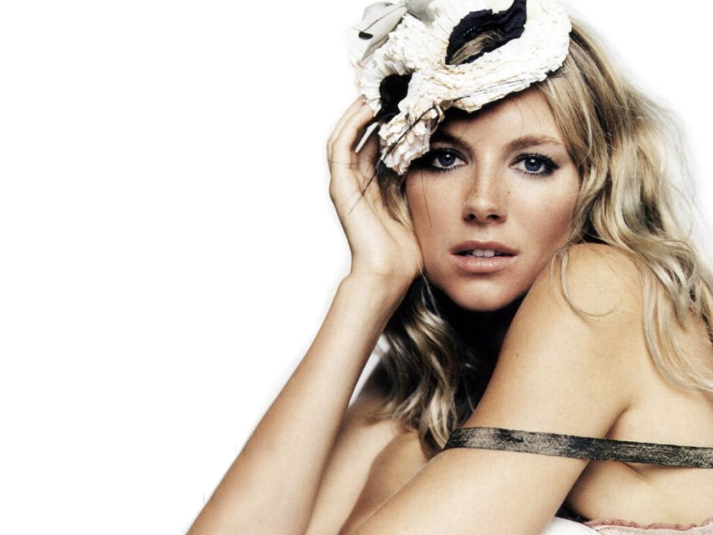 Sienna Miller wallpaper