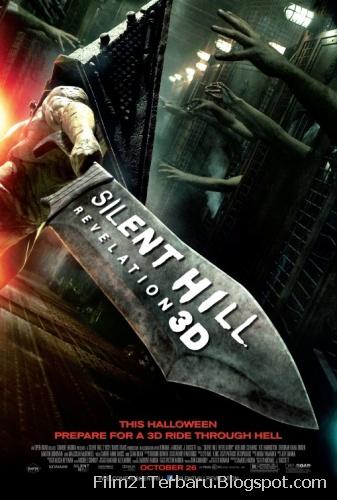 Silent Hill: Revelations 3D 2012 Bioskop