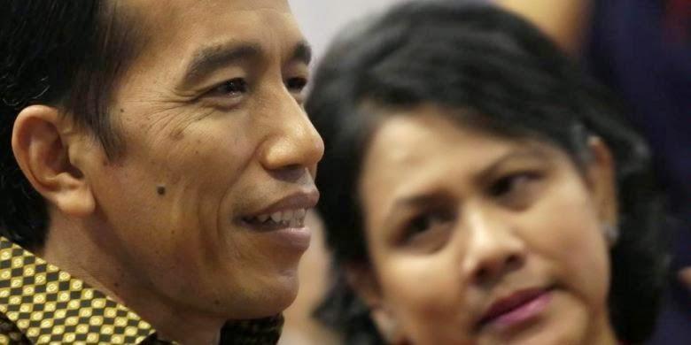 Presiden Jokowi Rayakan Hari HAM dan Anti-Korupsi di Yogyakarta