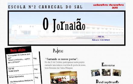 O Jornalão - o nosso jornal