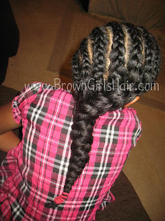 braids for kids natural hairstyles for girls cornrows
