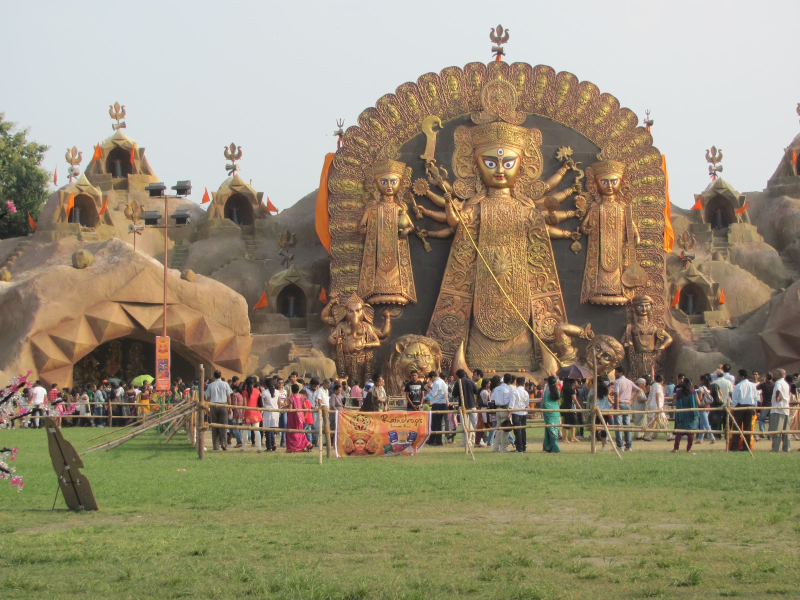 essay on celebration of durga puja Works of quiet, stunning eloquence chronicle the family durga puja in  he has  been part of the family celebrations in amadpur for 14 years.