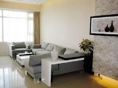 Cho thuê chung cư Botanic Tower loại 3 phòng ngủ