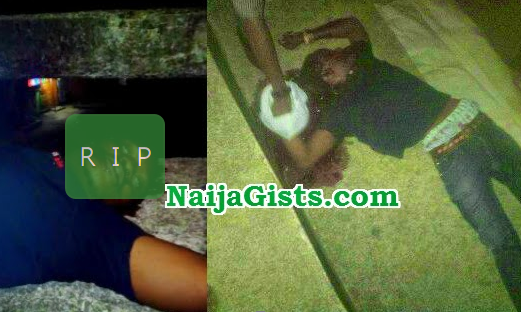 unilag student killed sug elections