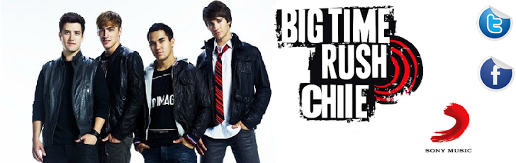Big Time Rush Chile