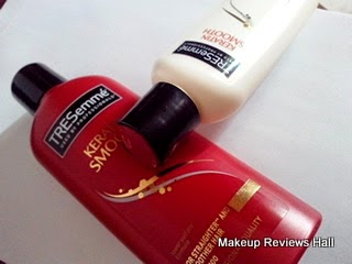 Tresemme Keratin Smooth Shampoo & Conditioner Review