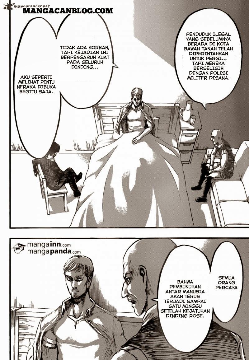 Dilarang COPAS - situs resmi www.mangacanblog.com - Komik shingeki no kyojin 051 - pasukan rivaille 52 Indonesia shingeki no kyojin 051 - pasukan rivaille Terbaru 19|Baca Manga Komik Indonesia|Mangacan