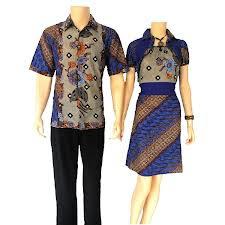 model baju kemeja batik terbaru