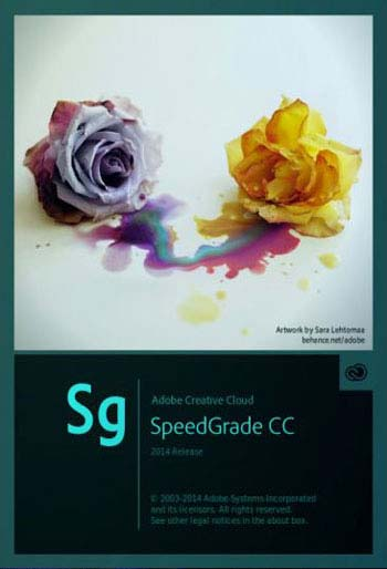 Adobe SpeedGrade CC 2015 9.1.0 - Portable Edition Download for PC