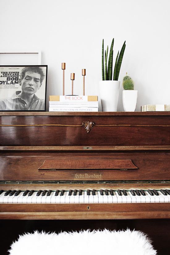 Piano styling ©Smäm